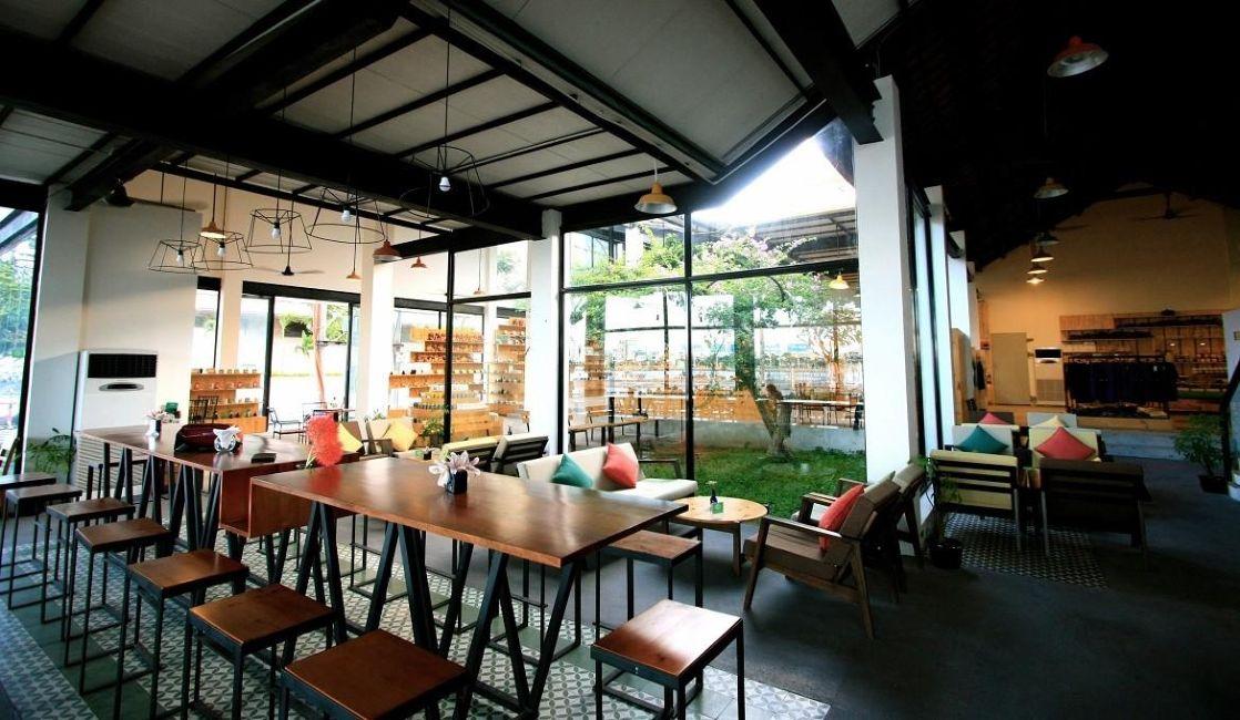 Nên lựa chọn mô hình quán cà phê nào là thích hợp nhất?