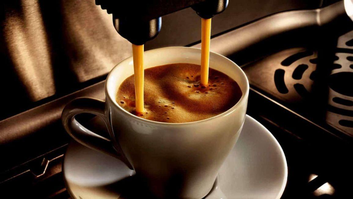 Đặc điểm nổi bật của cà phê pha máy Espresso