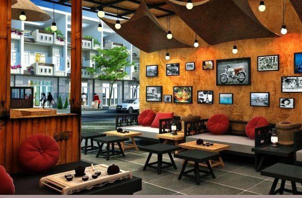 Mở quán cà phê hay nhượng quyền sẽ thành công?