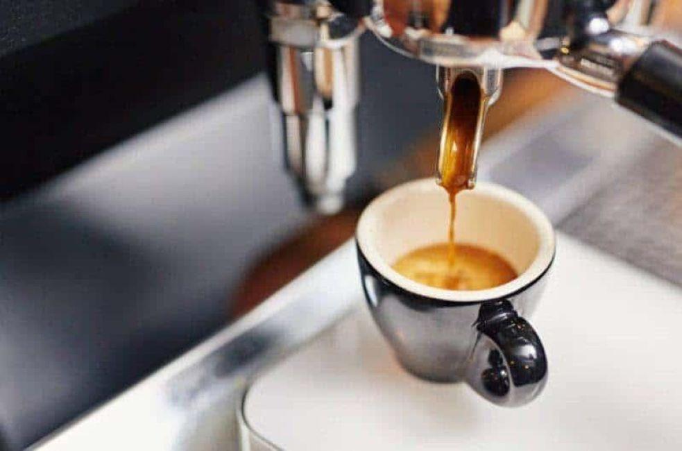 Ưu điểm của cà phê pha máy