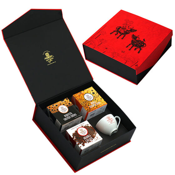 Chọn cafe làm quà biếu tết nên chọn như thế nào?