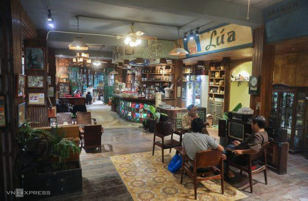 Quán cà phê lập kỷ lục ở Sài Gòn