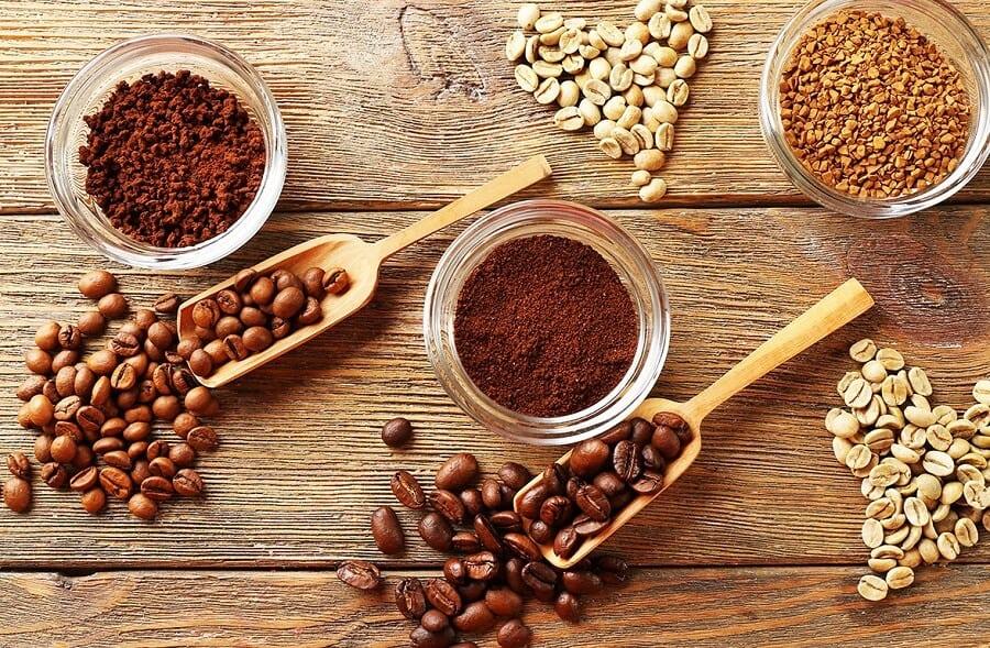 Cà phê trộn với nhau có pha máy được không?